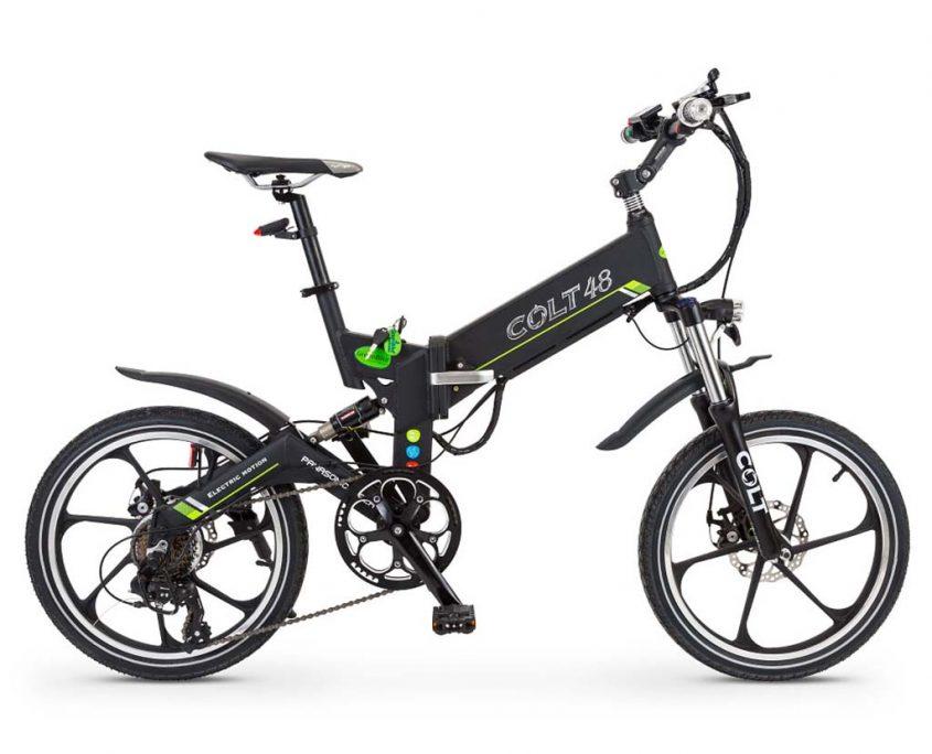 אופניים חשמליים מסוג COLT48