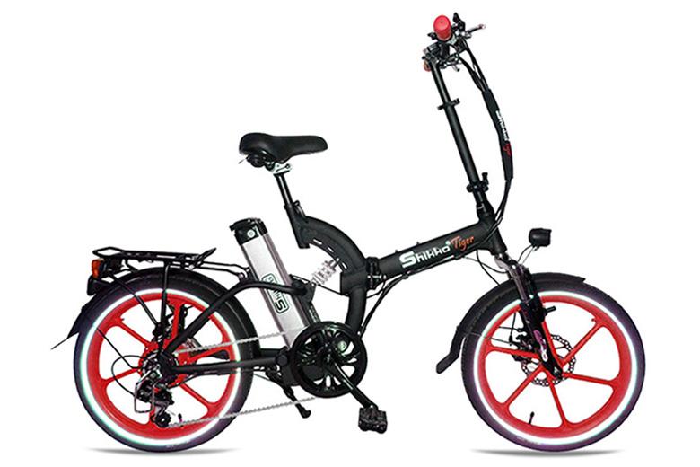 אופניים חשמליות מסוג TIGER