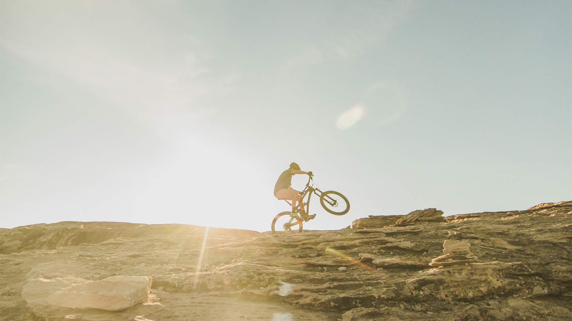 לאוהבי אקסטרים – אופני הרים חשמליות