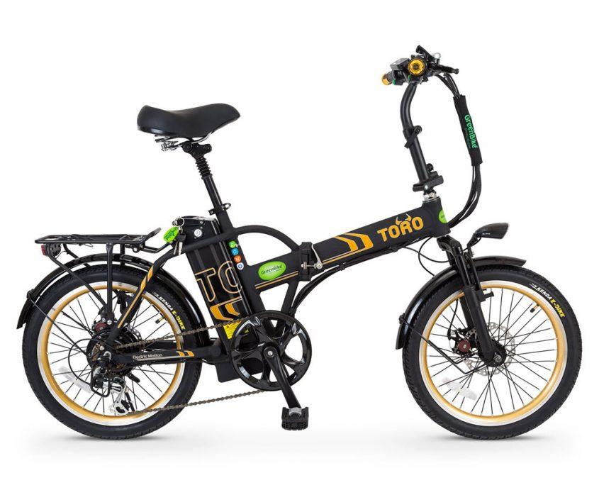 אופניים חשמליות דגם TORO